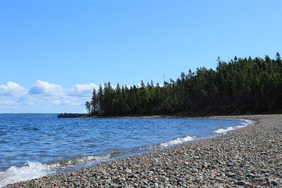 Beach, Salt Water, Lake, Water, Sea, Nature, Summer