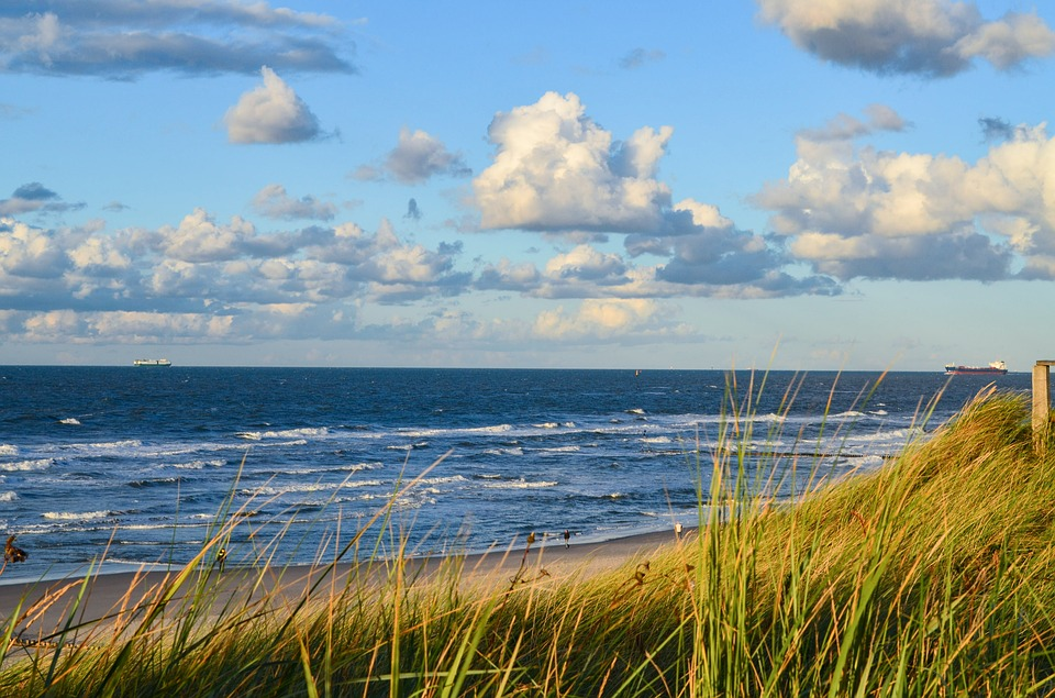 Baltic Sea, Beach, Germany, Coast, Sea, Water, Sand