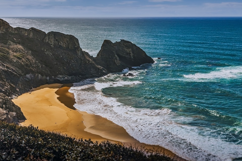 Seashore, Water, Sea, Travel, Beach, Ocean, Landscape