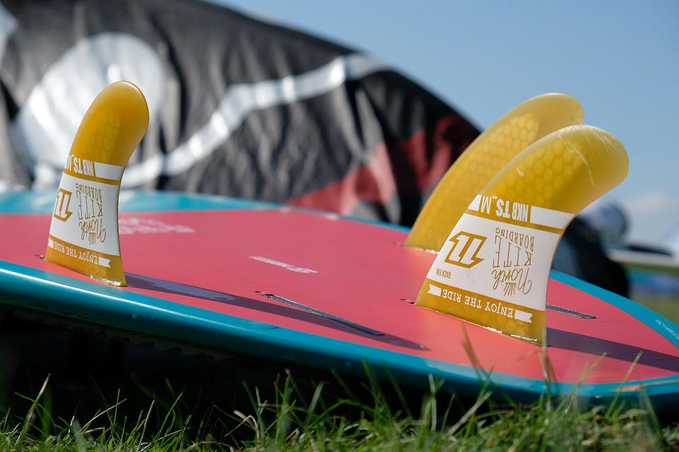 Surfboard, Sail, Lake Neusiedl, Leisure, Water Sports