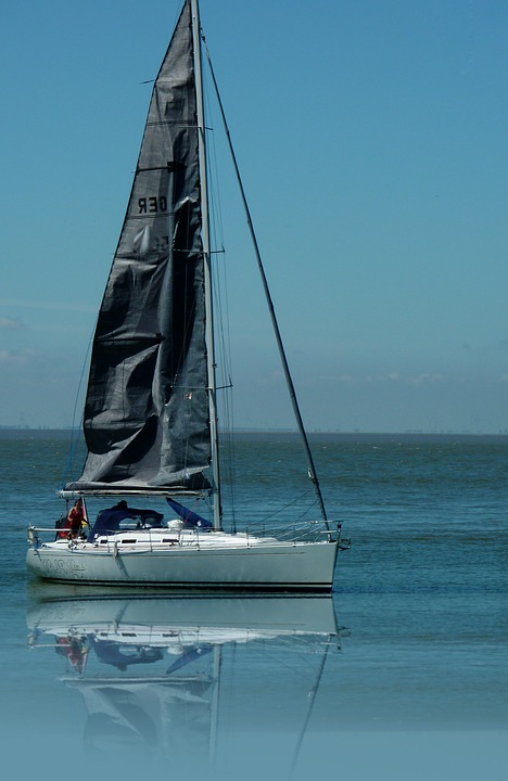 Sail, Sailing, Water Sports, Water, Sea, Sailing Boat