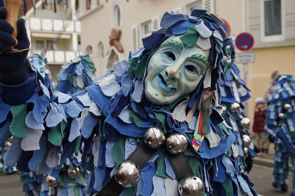 Gaugama, Water Sprite, Blue, Spirit, Viewers, Fool