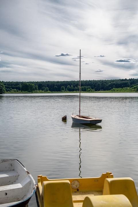 Nature, Lake, Landscape, Travel, Summer, Water, Scenery