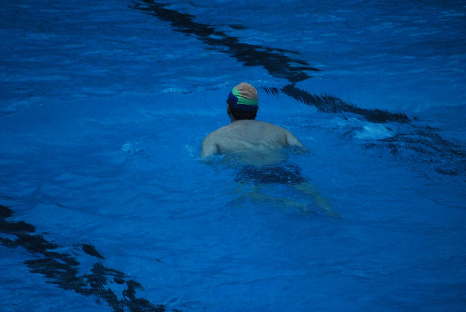 Swimmer, Swim, Pool, Exercise, Sport, Water, Recreation