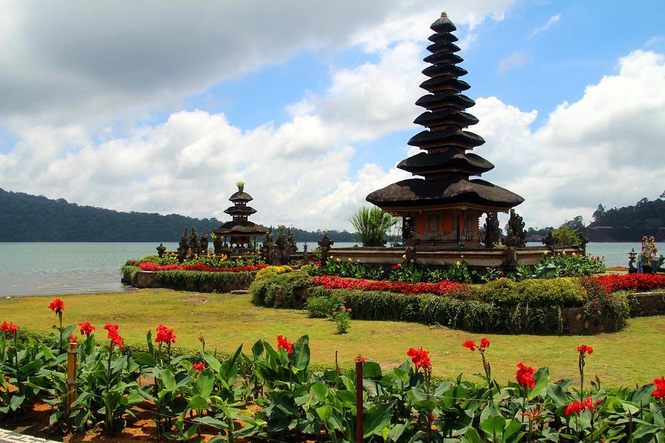 Bali, Water Temple, Bali, Temple Bali, Water Temple