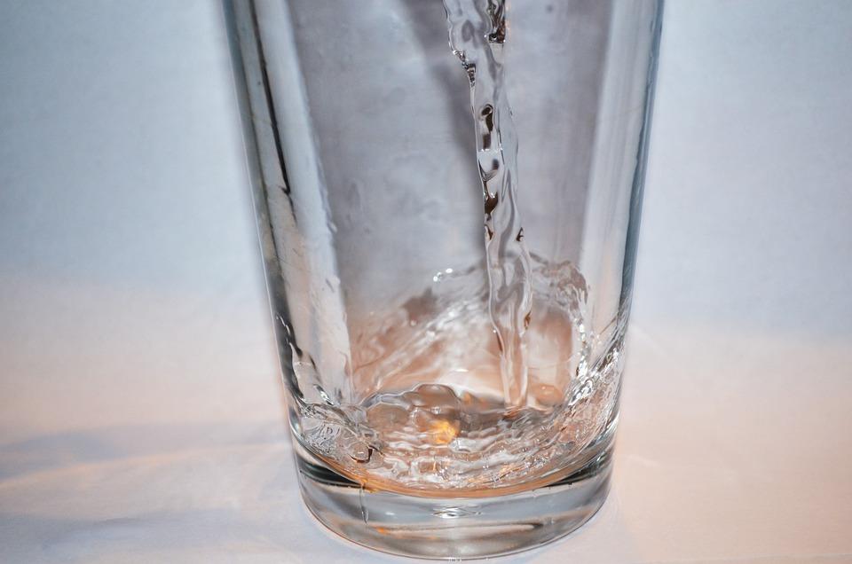 Water, Glass, Thirst, Background, Life, Refreshment