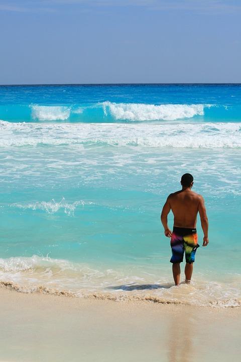 Beach, Ocean, Tropical, Sea, Water, Travel, Vacation