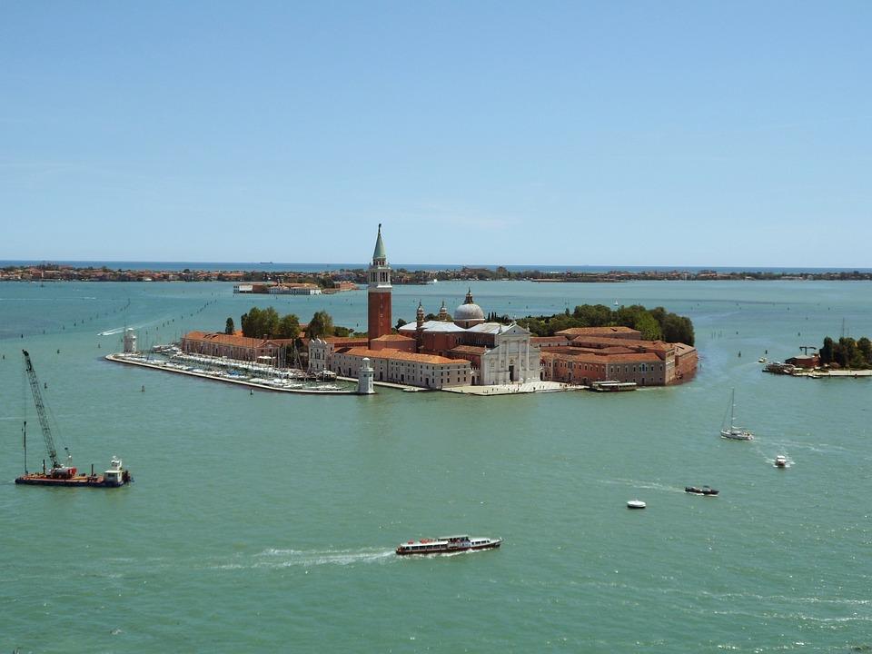 Venice, Italy, Venezia, Water, Boats, Romantic