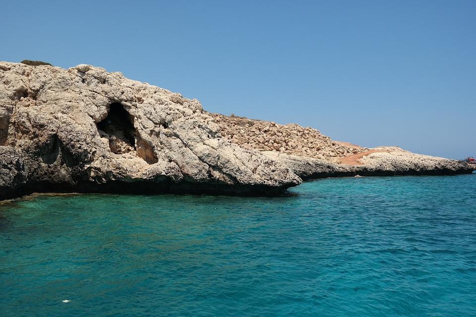 Sea, Island, The Coast, View, Nature, Landscape, Water