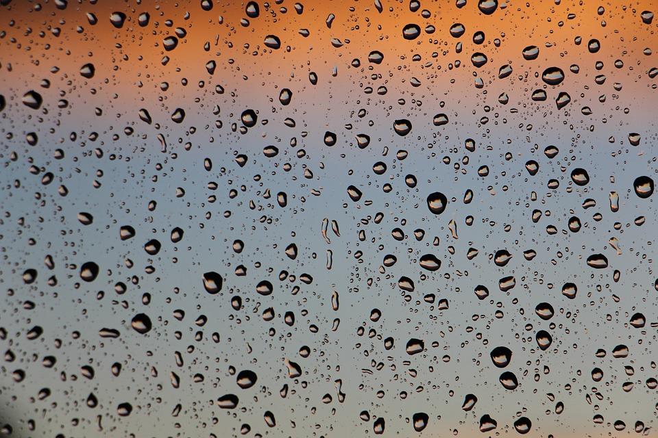 Drop Of Water, Water, Drip, Rain, Wet, Raindrop
