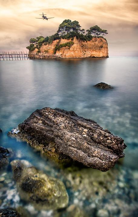 Zakhyntos, Greece, Beach, Sea, Nature, Water, Blue