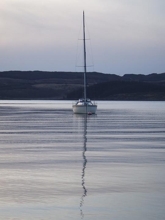 Water, Sea, Travel, Sky, Watercraft, Scotland, Argyll