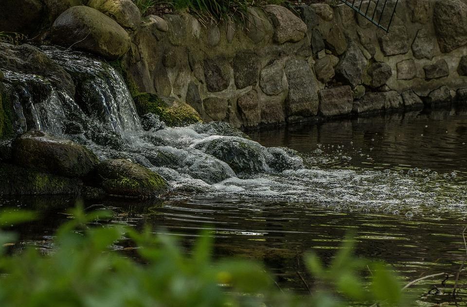 Bach, Water, Nature, Creek, Scenic, Waterfall, Waters