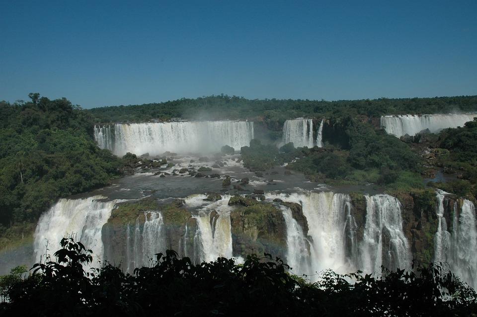 Iguacu, Waterfall, Brazil
