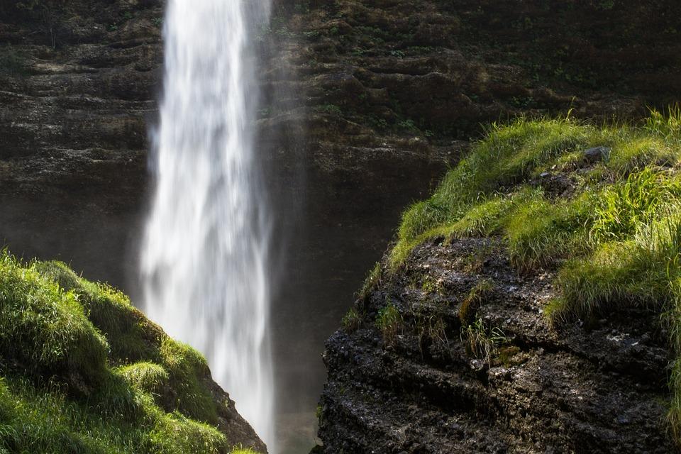 Waterfall, Triglav National Park