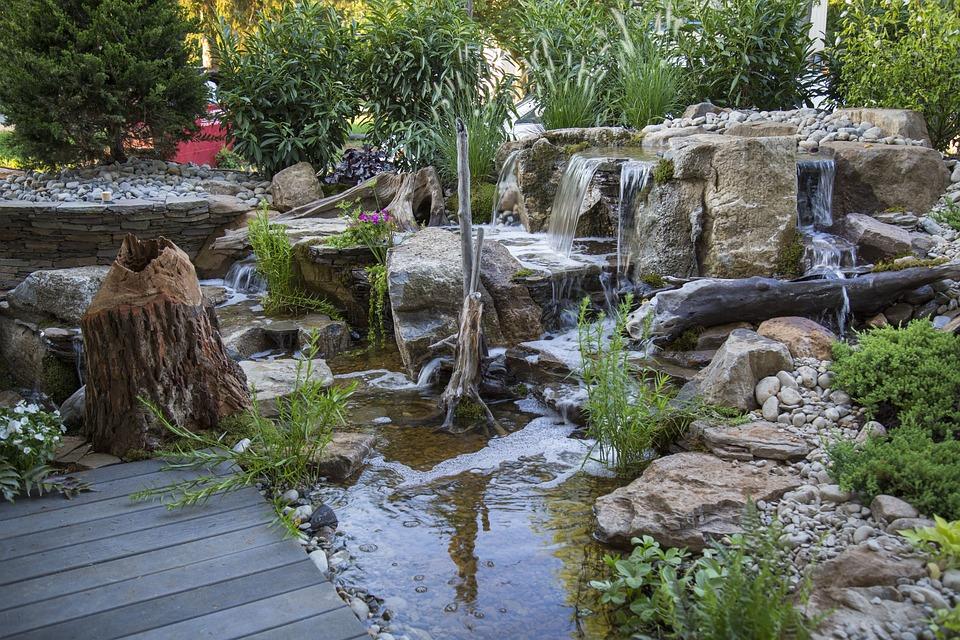 Pondless Waterfalls, Waterfalls, Backyard Waterfall