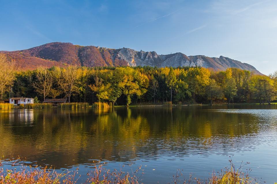 Lake, Water, Waterfront, Landscape, Nature