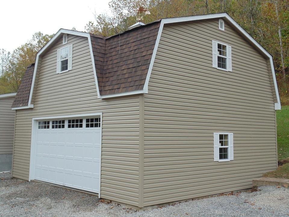 Waterloo Structures Keystone Garage