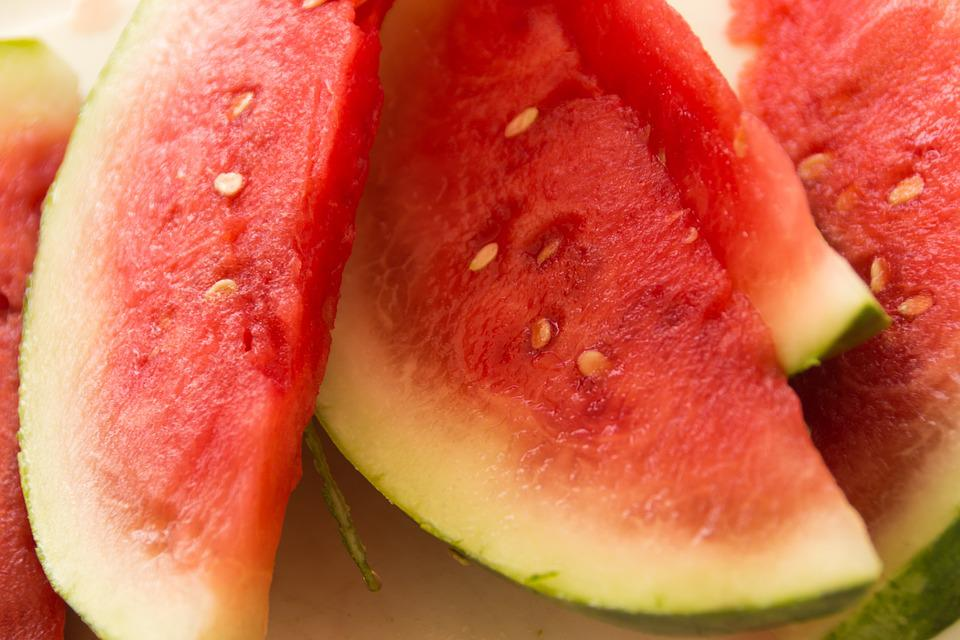 Melon, Fruit, Red, Juicy, Watermelon, Red Melon