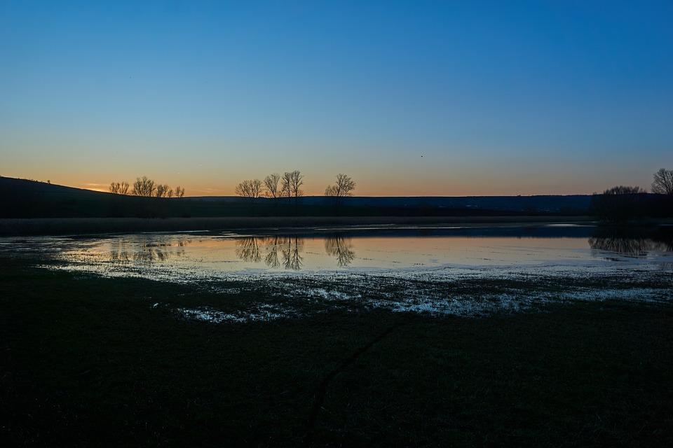 Waters, Sunset, Nature, Dawn, Sky, Sea, Beach