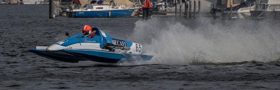Waters, Sport, Boat, Motor Boat Race, Water Sports