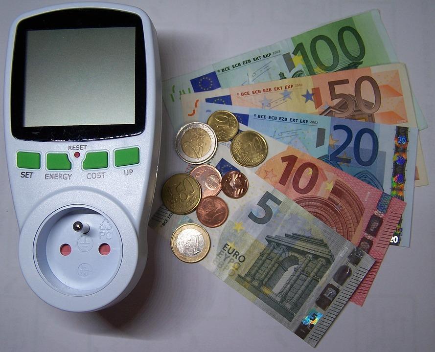 Stromkosten, Current, Save, Power Saving, Wattometer