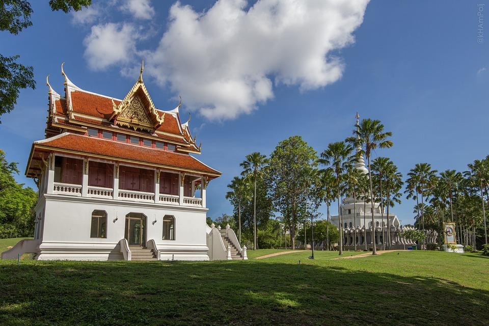 Watyana, Sangvararam Chonburi, Thailand