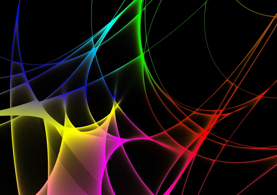 Spectrum, Swing, Pattern, Wave, Abstract, Colorful