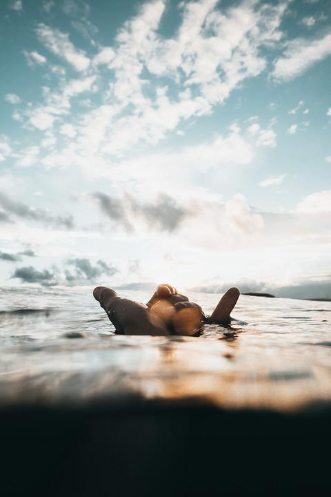 Water, Outdoors, Sea, Travel, Nature, Ocean, Surf, Wave