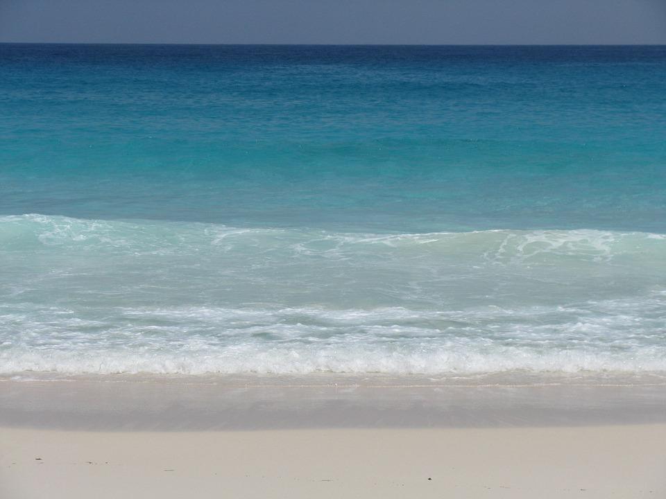 Sea, Wave, Beach, Sand, Water, Summer