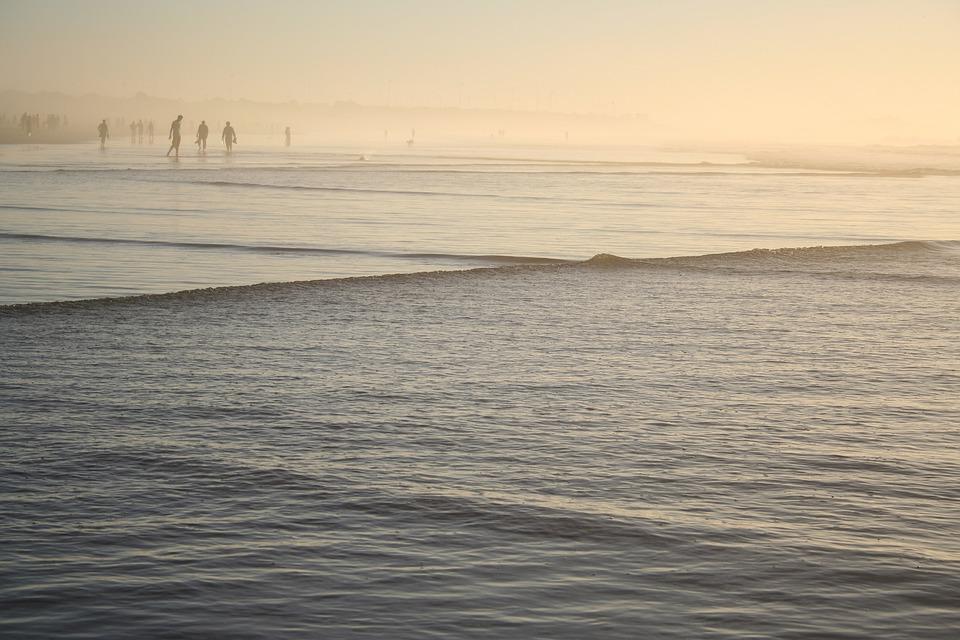 Sea, Beach, Water, Morocco, Coast, Wave, Ocean