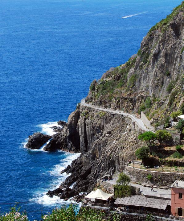 Rocks, Sea, Rock, Mountain, Waves, Costa, Water, Nature