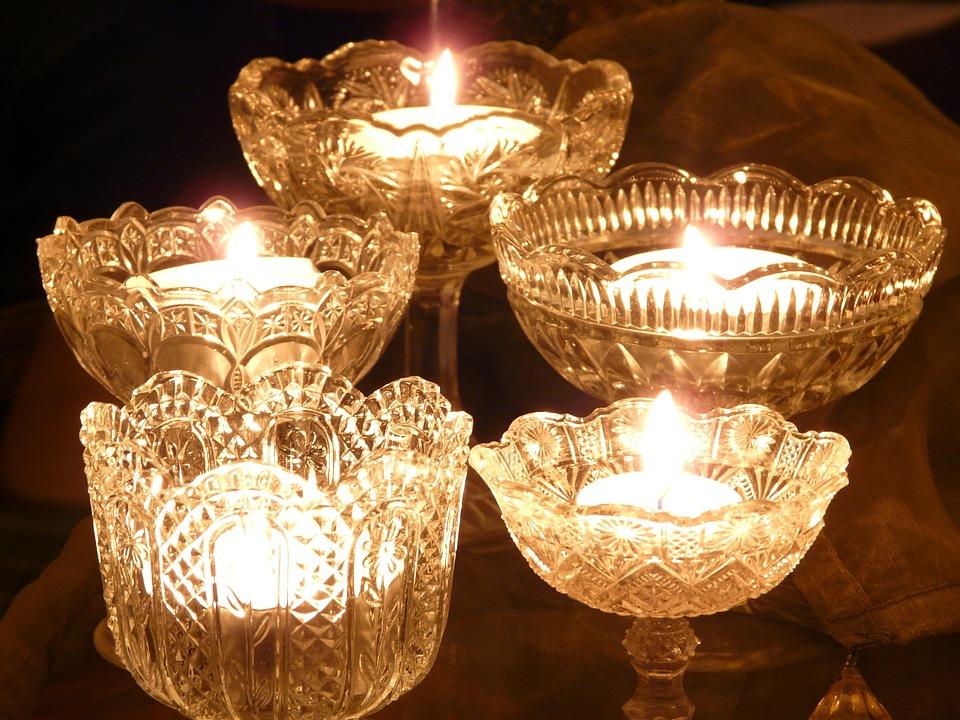 Candles, Candlelight, Light, Wax, Candlestick