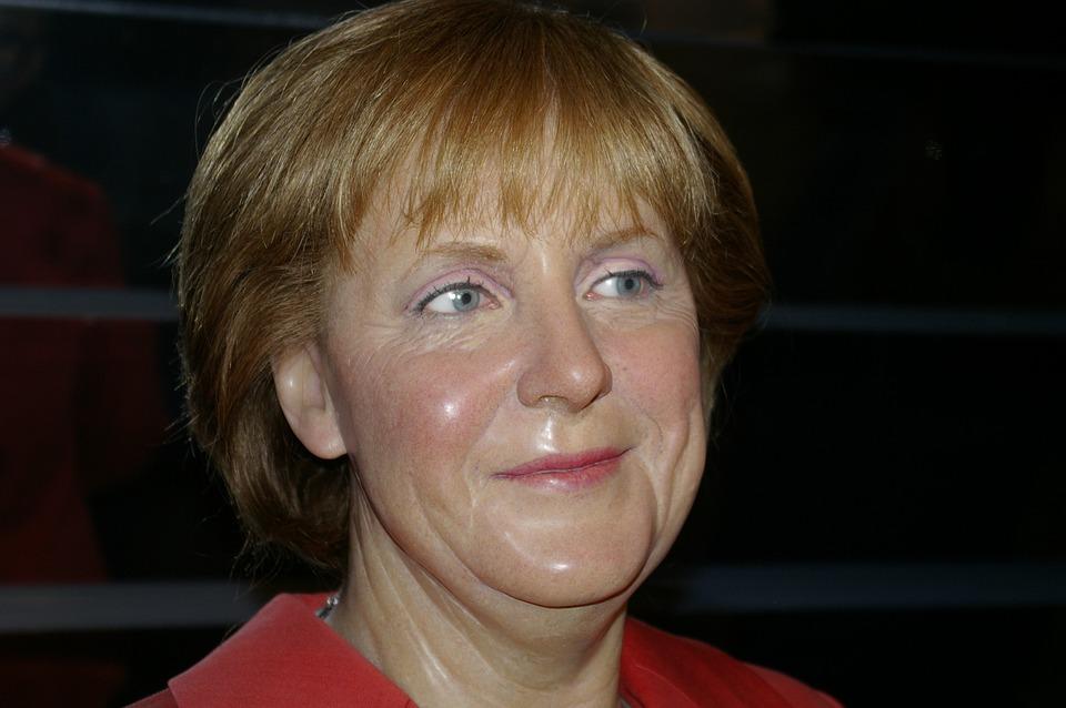 Angela Merkel, Chancellor, Politician, Wax Figure
