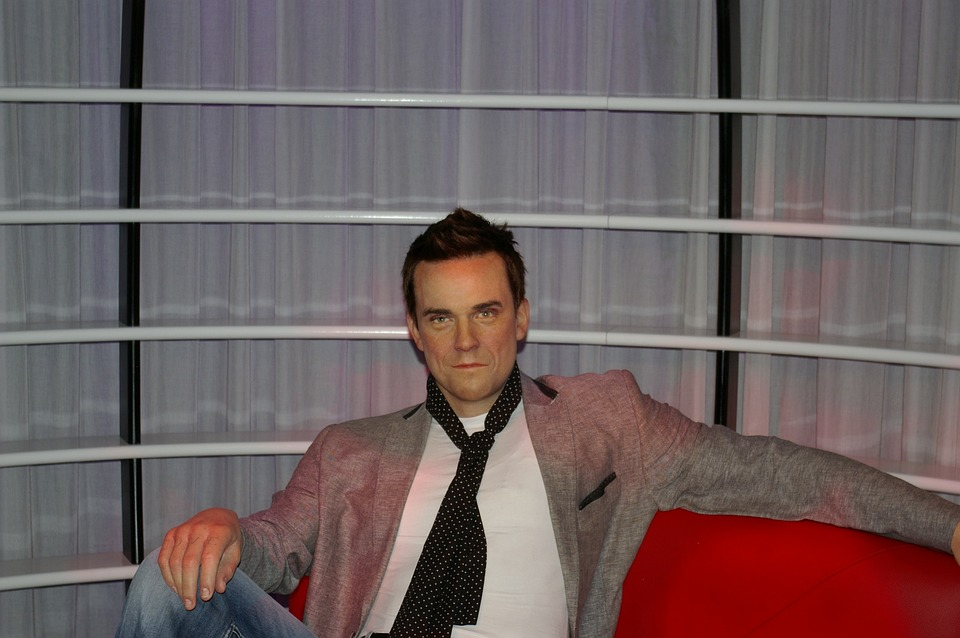 Robbie Williams, Singer, Wax Figure, Berlin