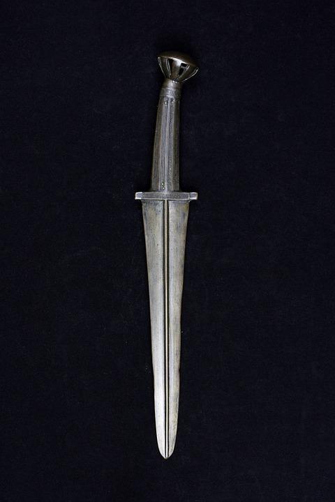 Knife, Weapons, Sword, Dagger, Steel