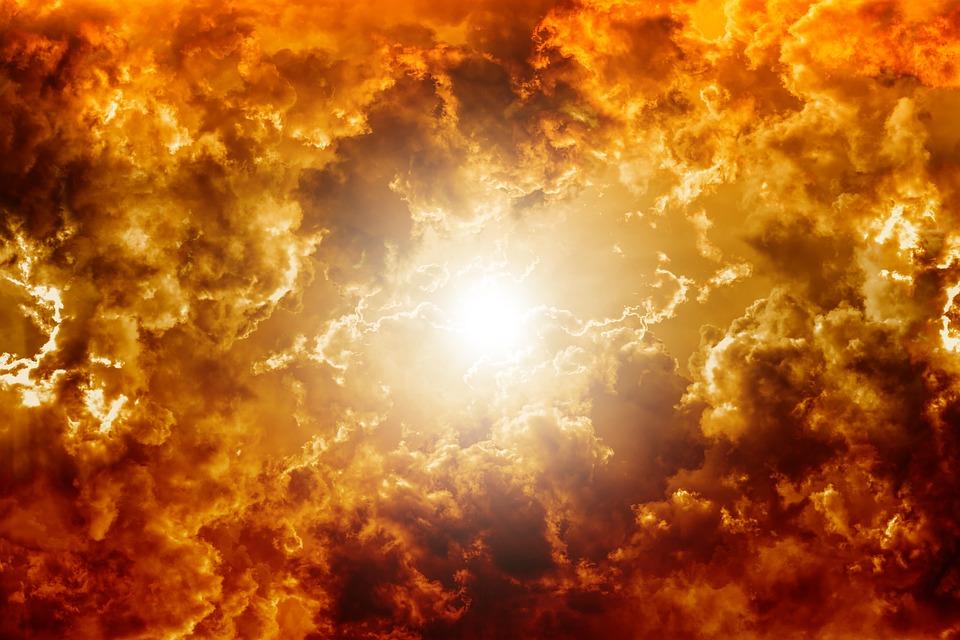 Sky, Clouds, Clouds Form, Cumulus Clouds, Weather