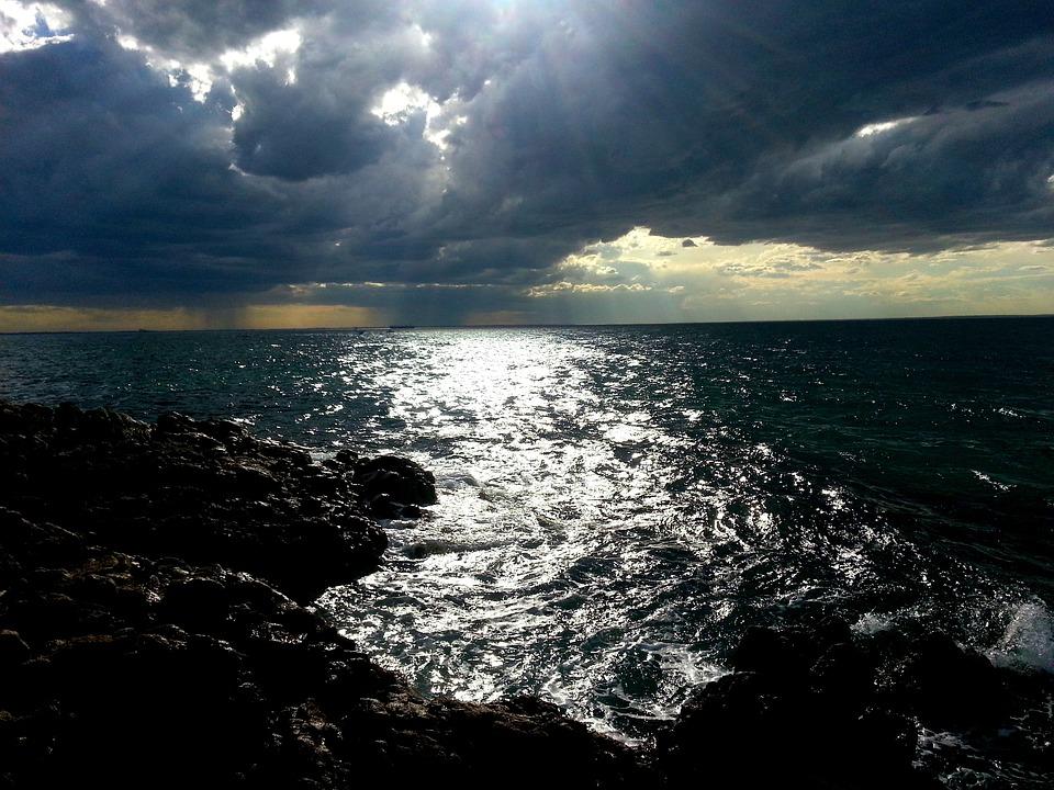 Dark, Storm, Sky, Weather, Nature, Dramatic, Cloud