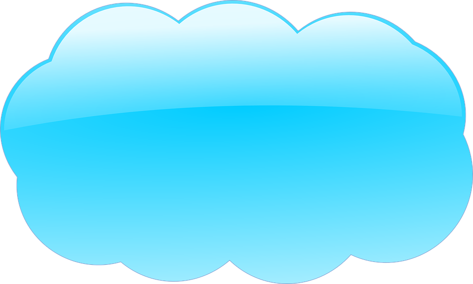 Cloud, Blue, Glossy, Weather