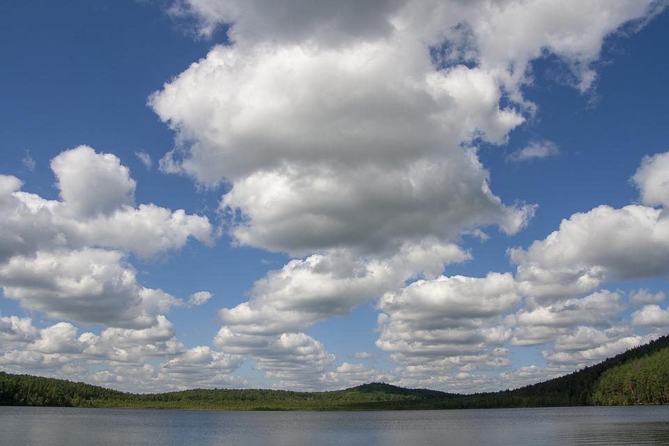 Sky, Clouds, Landscape, Mood, Weather, Atmosphere