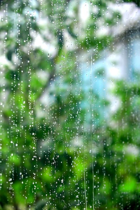Window, Trickle, Summer, Output, Non, Green, Weather