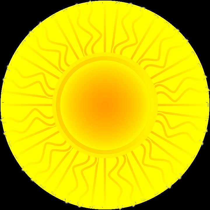 Summer, Sun, Weather, Heat, Warm
