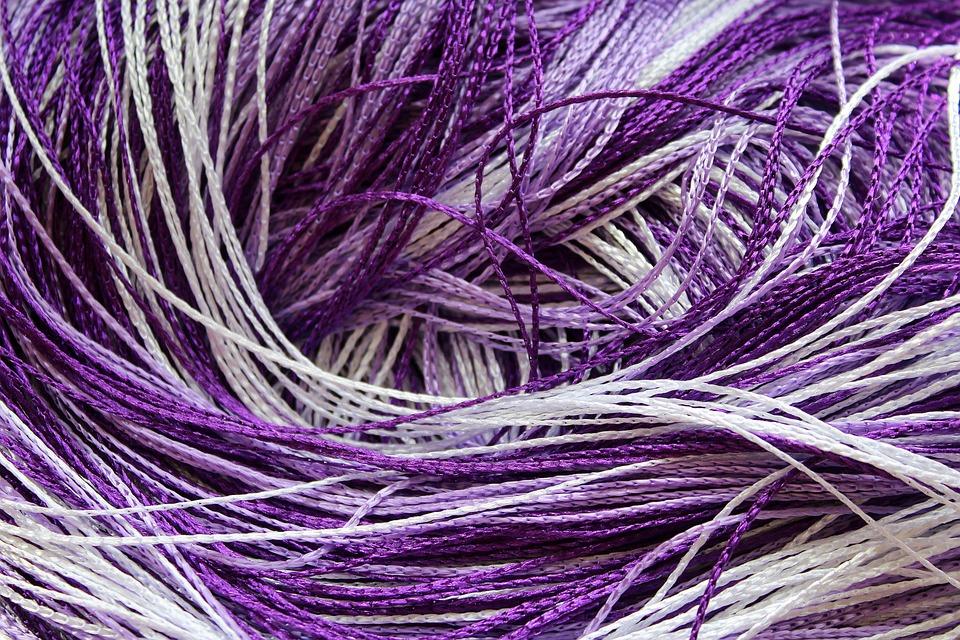 Yarn, Kordonek, Weave, Sewing, Model, Texture, Color