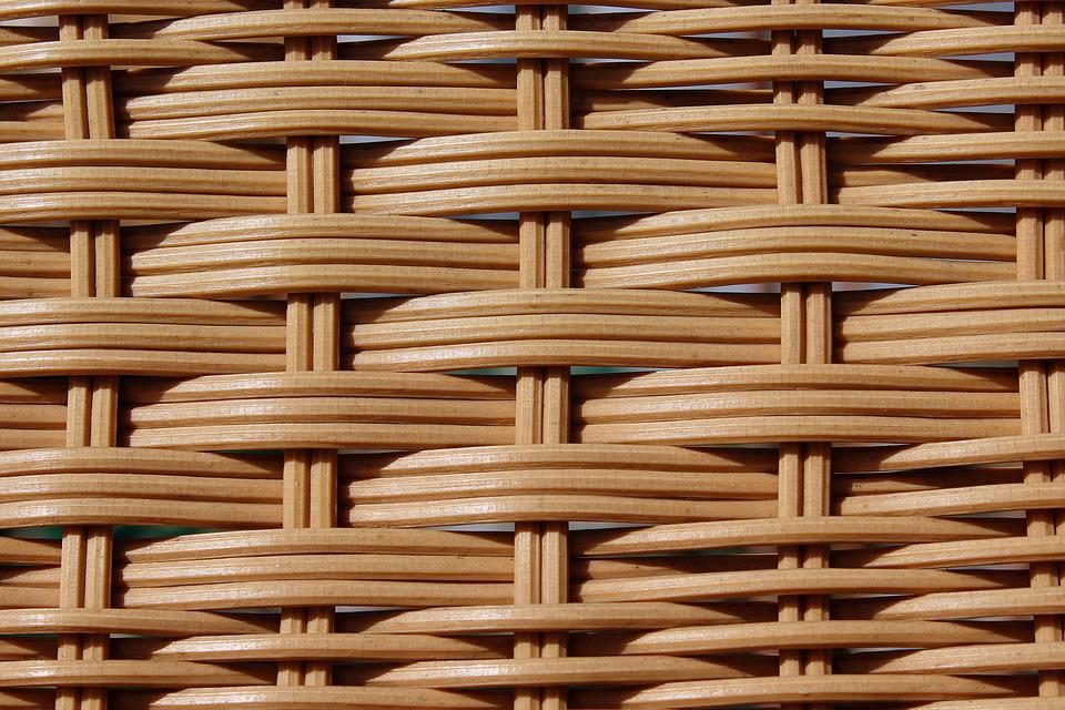 Wicker, Rattan, Crafts, Braid, Weave, Wallpaper