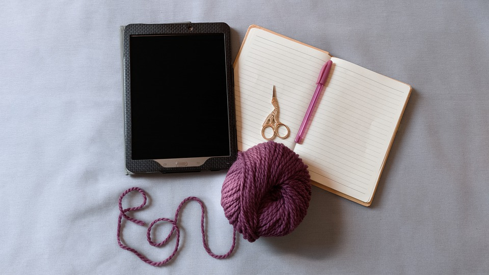 Tissue, Stamen, Weaving, Wool, Crochet, Crafts