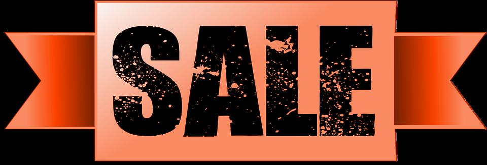 Orange, Banner, Sale, Web, Icon, Transparent, Money