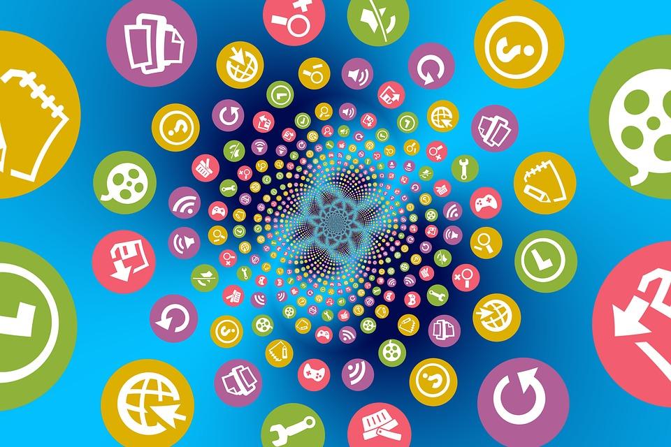 Online, Internet, Icon, Symbols, Www, Web, Worldwide