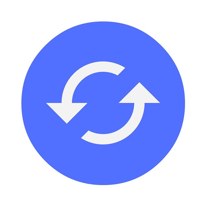 free photo webpage icon redo refresh load reload cloud data max pixel