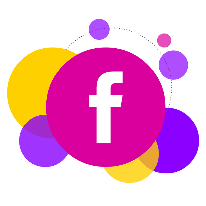 Bubbles, Facebook, Social Media, Website Icons, Cloud