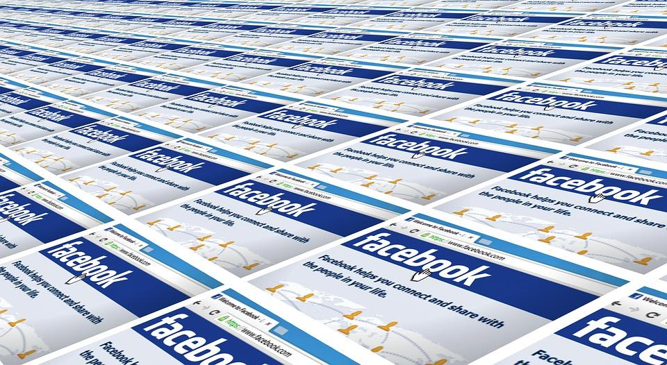 Facebook, Page, Internet, Perspective, Web, Website